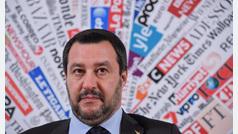 Salvini asegura que Vox es una 'buena noticia' para España y los andaluces