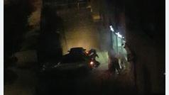 Unos aluniceros roban la máquina tragaperras de un bar en Parla