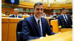 """Pedro Sánchez, contrario a que los jueces y fiscales """"decidan cómo gobernarse a sí mismos"""""""