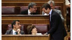 Santamaría y Casado se reúnen en Génova pero no cierran ningún acuerdo