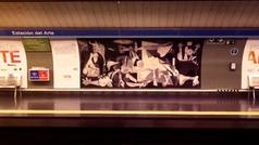 Así es la amplia guía cultural que hay en Metro Madrid