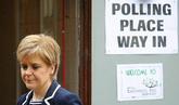 La ministra principal de Escocia califica de desastre el resultado...
