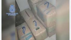 La Policía Nacional desmantela una red de construcción de zulos para guardar droga