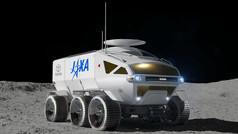 Space Mobility concept, el Toyota para la Luna