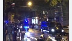 Tensión en Sevilla horas antes del España Inglaterra