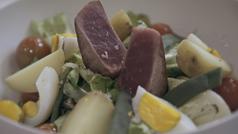 Recetas sencillas y saludables: ensalada niçoise