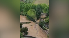 Los Baños Árabes de Ronda sufren importantes daños tras las intensas lluvias
