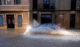 Castellón, Tarragona y Teruel notan ya los efectos de la peor gota...