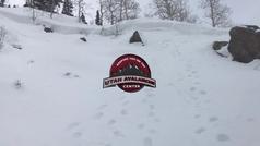 Avalancha que mató a Salvador García-Atance en Utah
