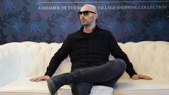 Entrevista a Óscar León en la 080 Barcelona Fashion