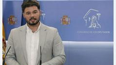 ERC pide a Sánchez y a Iglesias responsabilidad