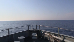 El Audaz se encuentra ya frente a la isla italiana de Lampedusa