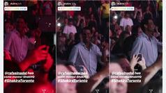 Rafa Nadal, como nunca: moviendo las caderas al ritmo del 'Chantaje' de Shakira