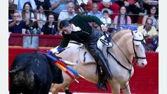 Rotundo triunfo de Diego Ventura en Zaragoza