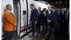 Queda inaugurado el AVE Madrid-Antequera-Granada