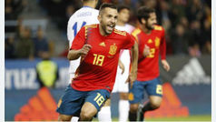 Jordi Alba regresa a la selección española