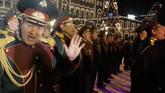 La Guardia Nacional rusa se vuelve viral con una interpretación de...