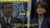 La ministra de Justicia, en la comida con Villarejo: