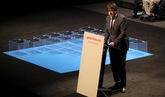 Puigdemont amenaza con un referéndum 'decisivo'