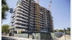 Muere un menor de 17 años practicando 'parkour' en un edificio en obras de Moncloa