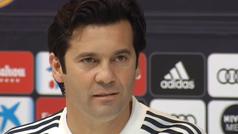 Solari: 'Isco es un profesional y va a seguir dando alegrías a este club'
