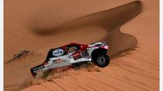 Fernando Alonso hace balance de la primera semana del Rally Dakar