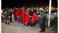 Cinco detenidos en El Ejido de una organización de tráfico de personas entre Marruecos y España