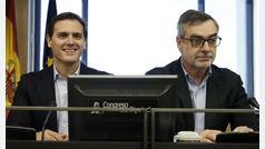 """Rivera promete: """"Si soy presidente, el español será lengua vehicular en todas las escuelas de España"""""""