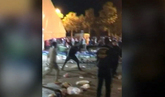 Batalla campal en las fiestas de Majadahonda