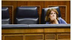 Dolores Delgado se presenta como una víctima de Villarejo al igual que el Rey y pide comparecer en el Congreso