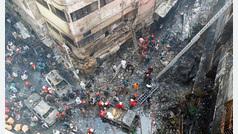 Un incendio deja al menos 70 muertos en la capital de Bangladesh