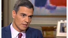 """Sánchez no """"se cierra"""" a volver a pactar con los independentistas tras las elecciones del 28 de abril"""