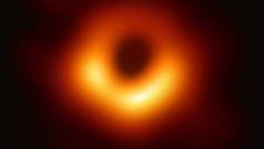 Así es el agujero negro captado por el Telescopio Horizonte de Sucesos