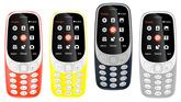 Nokia y BlackBerry vuelven a sus orígenes con el Nokia 3310