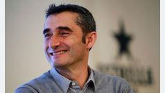 El Fútbol Club Barcelona renueva a Ernesto Valverde