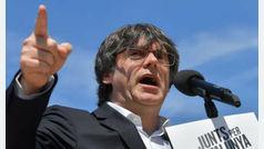 """El abogado de Puigdemont señala que """"no se esconderá"""" si es convocado a ir ante el juez"""