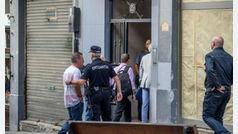 Encuentran muerta con signos de violencia a una mujer en una vivienda de Ollerías Altas en Bilbao