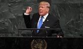 Trump, a Kim Jong Un, en la ONU: