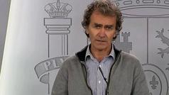 Fernando Simón, positivo en coronavirus