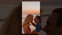Ana Soria muestra su historia de amor con Enrique Ponce en un vídeo en Instagram