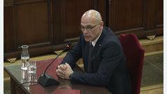 """Romeva en su declaración en el juicio por el procés: """"Circunstancialmente, soy independentista"""""""