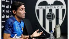 El Valencia despide a Marcelino por orden de Peter Lim