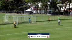 El penalti más extraño que se haya visto nunca