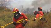 El incendio de Llutxent arrasa más de 2.900 hectáreas, calcina 20...