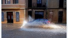 Castellón Tarragona y Teruel notan ya los efectos de la peor gota fría en una década