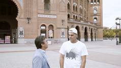 Debate entre Frank Cuesta y Victorino Martin sobre toros. ¿Tortura o cultura?