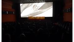 La ultraderecha revienta la proyección de la película de Amenábar en un cine de Valencia