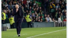 """Zidane: """"Hicimos un mal partido desde el inicio hasta el final"""""""
