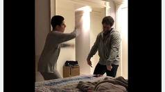 Un padre y su hijo con autismo, una pareja de baile con mucho ritmo