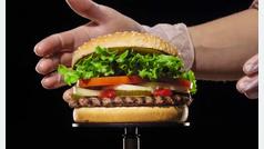 Burger King muestra lo que le pasa a un Whopper después de 34 días